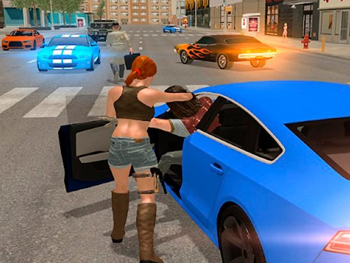 Play Vegas Crime City Online
