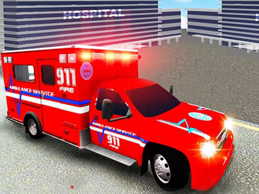 Play City Ambulance Simulator Online