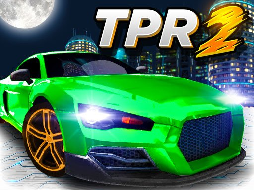 Play Two Punk Racing 2 Online