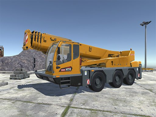 Play Heavy Crane Simulator Online