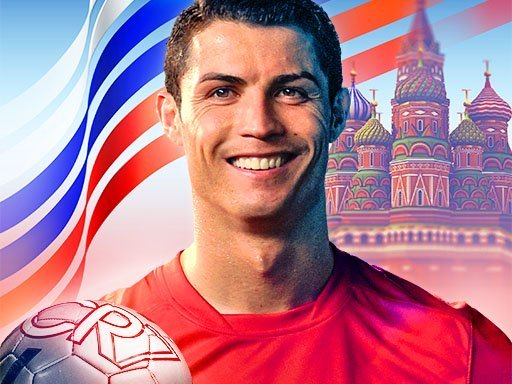 Play Ronaldo Kick Run Online
