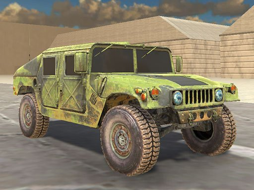 Play Military Vehicles Driving Online