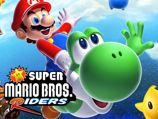 Play Super Mario Riders Online