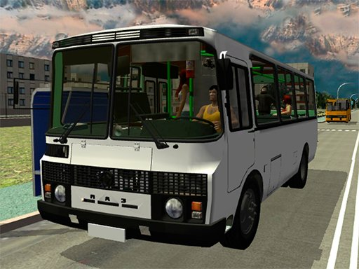 Play Russian Bus Simulator Online